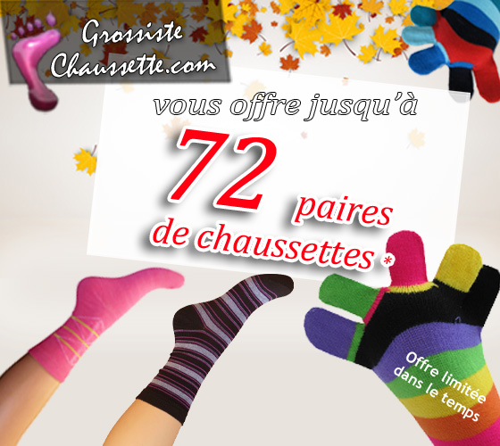 Grossistechaussette.com : Grossiste en Chaussette, Bas, Collants & Leggings pour Homme, Femme et Enfant.